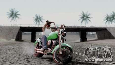 ENBSeries By AVATAR 4.0 Final para GTA San Andreas quinta pantalla