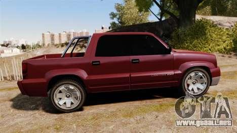GTA V Albany Cavalcade FXT para GTA 4 left