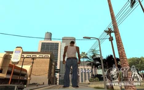 Cambiar el rango de representación para GTA San Andreas segunda pantalla