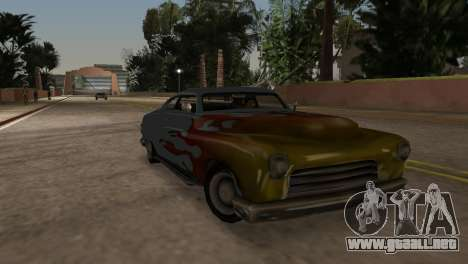 Hermes GTA VCS para GTA Vice City left