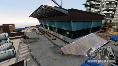 Off-road de pista para GTA 4 décima de pantalla