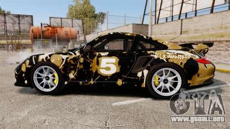 Porsche 911 GT2 RS 2012 BLOB para GTA 4 left