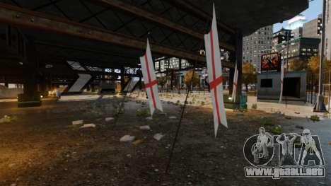 Off-road de pista para GTA 4 segundos de pantalla