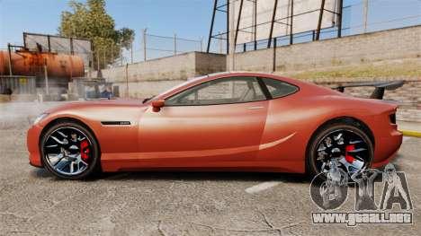 GTA V Hijak Khamelion para GTA 4 left