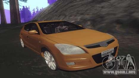 Hyundai i30 para GTA San Andreas
