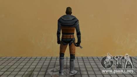 Gordon Freeman para GTA Vice City segunda pantalla