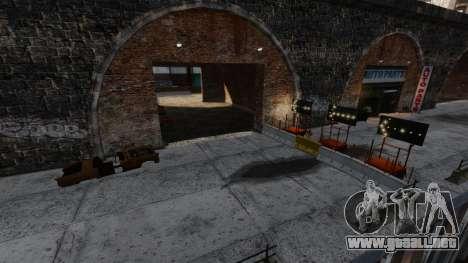 Off-road de pista v2 para GTA 4 sexto de pantalla