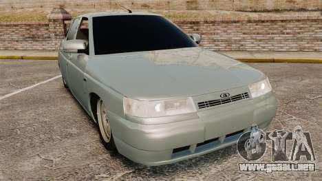 VAZ-2110 110 Bogdan para GTA 4
