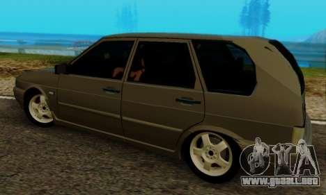 De los FLOREROS 2115 de Inmuebles para la visión correcta GTA San Andreas