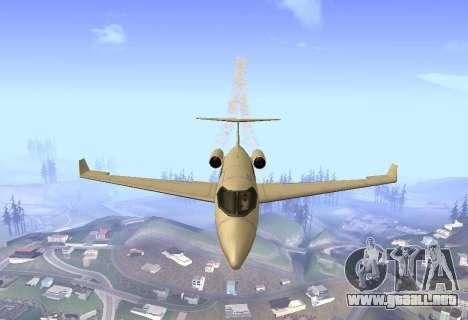 Air traffic realism 1.0 para GTA San Andreas tercera pantalla