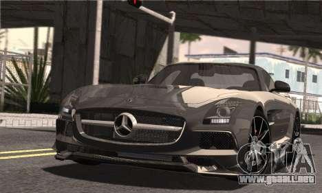 ENBSeries For Low PC para GTA San Andreas sexta pantalla