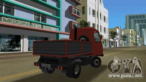 Multicar para GTA Vice City vista lateral