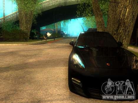 New Grove Street v2.0 para GTA San Andreas tercera pantalla
