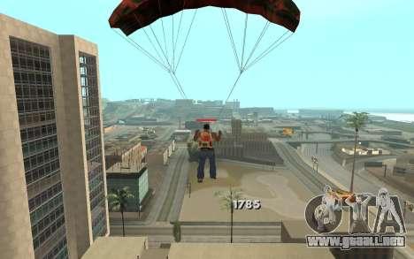 Cambiar el rango de representación para GTA San Andreas sexta pantalla