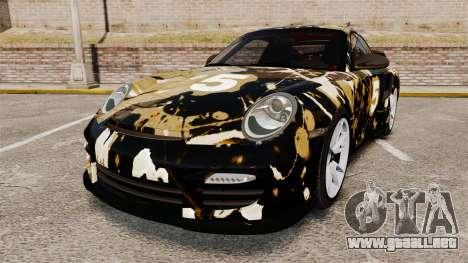Porsche 911 GT2 RS 2012 BLOB para GTA 4