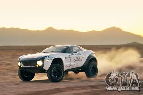 Inicio pantallas de Rally Fighter para GTA 4 séptima pantalla