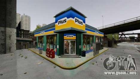 Tienda Plus para GTA 4