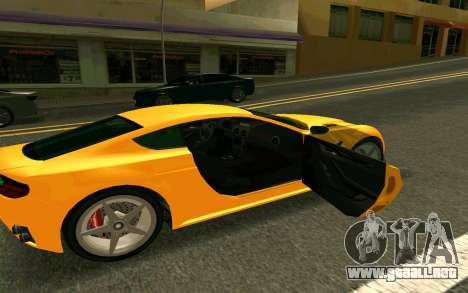 GTA V Dewbauchee Rapid GT Coupe para la visión correcta GTA San Andreas