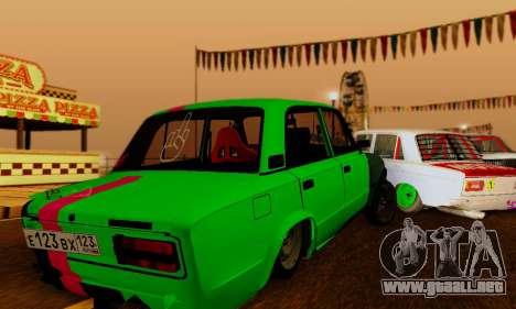 BMWAZ para la visión correcta GTA San Andreas