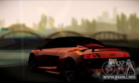ENBSeries By AVATAR 4.0 Final para GTA San Andreas tercera pantalla