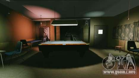 Actualizado pub para GTA 4 segundos de pantalla