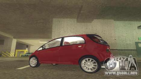 Mitsubishi i MiEV para GTA San Andreas left
