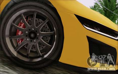 GTA V Dinka Jester IVF para la visión correcta GTA San Andreas