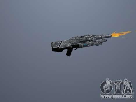 M-86 Sabre v.2 para GTA San Andreas novena de pantalla