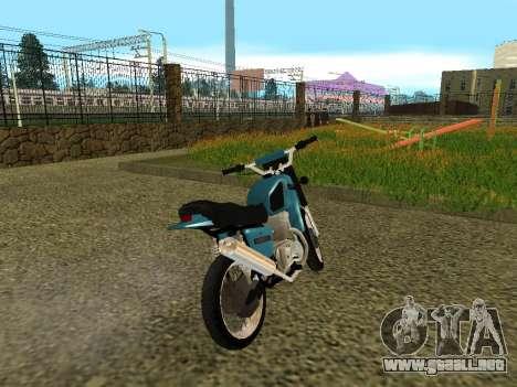 IZH Planeta 5 para la visión correcta GTA San Andreas