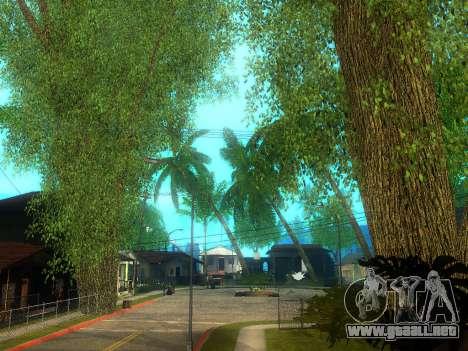 New Grove Street v2.0 para GTA San Andreas sexta pantalla