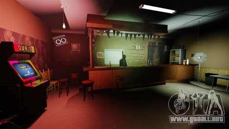 Actualizado pub para GTA 4 tercera pantalla