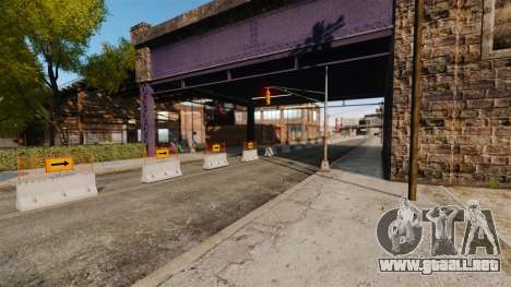 Off-road de pista v2 para GTA 4 séptima pantalla