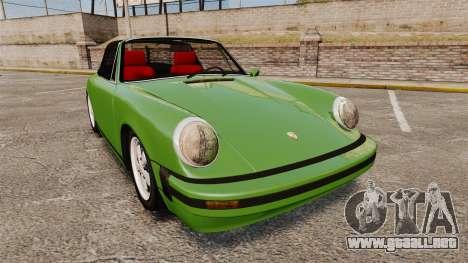 Porsche 911 Targa 1974 para GTA 4