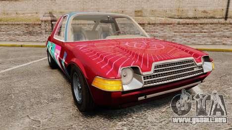 AMC Pacer 1977 v2.1 Mitchie M para GTA 4