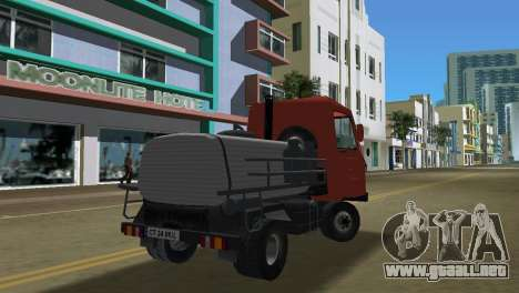 Multicar para GTA Vice City vista superior