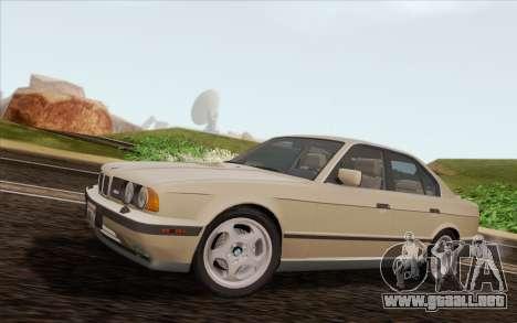 BMW M5 E34 1991 NA-spec para GTA San Andreas