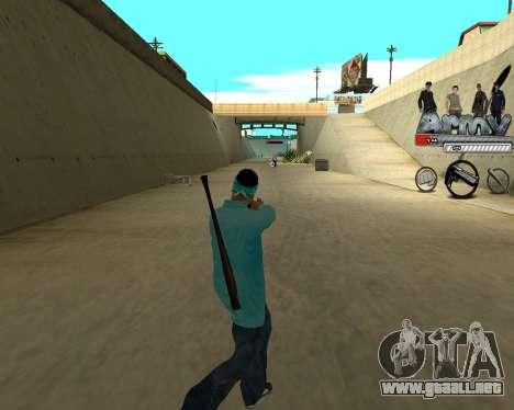 Ampliadora rango de nicks para GTA San Andreas