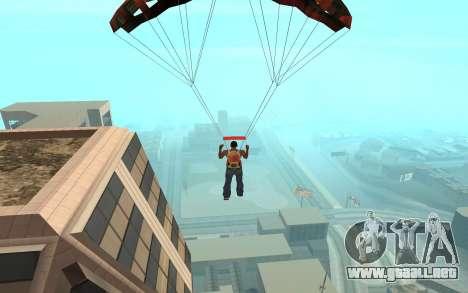 Cambiar el rango de representación para GTA San Andreas quinta pantalla