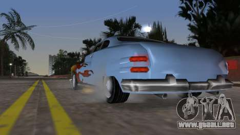 Hermes GTA VCS para GTA Vice City vista lateral izquierdo