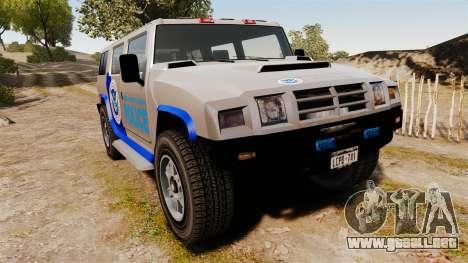 Patriot Police v2.0 para GTA 4