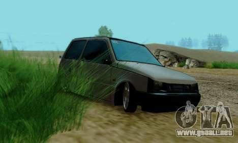 VAZ 1111 para la visión correcta GTA San Andreas