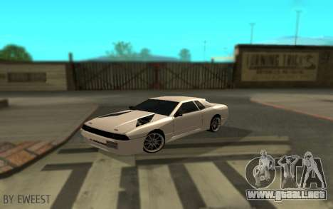 Elegy By Eweest v0.1 para GTA San Andreas