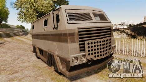 GTA IV TBoGT HVY Brickade para GTA 4