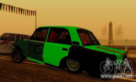 BMWAZ para GTA San Andreas left