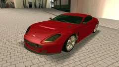 GTA V Dewbauchee Rapid GT Coupe para GTA San Andreas