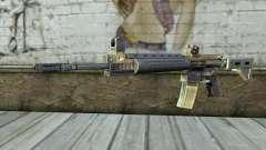 M4A1 из S.T.A.L.K.E.R. para GTA San Andreas