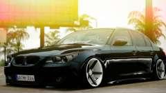 BMW M5 E60 Vossen