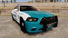 Dodge Charger 2013 Patrol Supervisor [ELS] para GTA 4