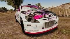 Peugeot 307 WRC The Idolmaster Cinderella Girls para GTA 4