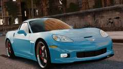 Chevrolet Corvette Grand Sport 2010 para GTA 4